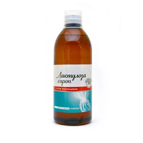 Никсен Лактулоза сироп при запек х600 мл