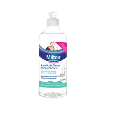 Milton Препарат за бебешки съдове x500 мл