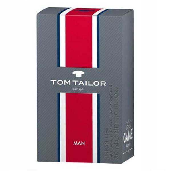 Tom Tailor Urban Life Тоалетна вода за мъже x30 мл