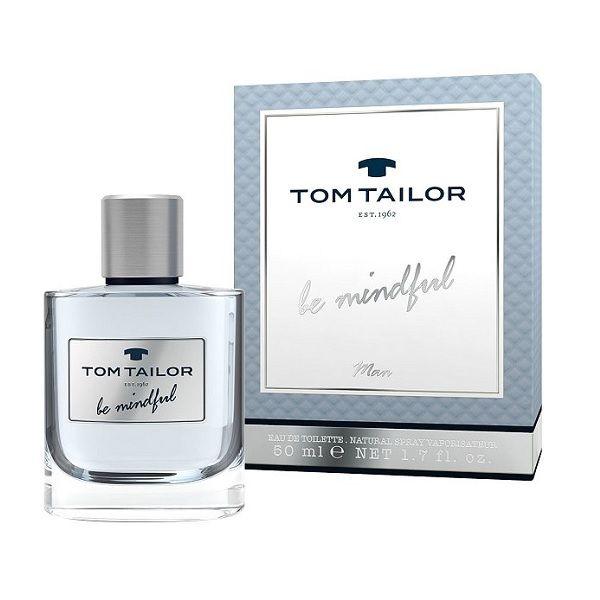 Tom Tailor Be Mindful Тоалетна вода за мъже x50 мл