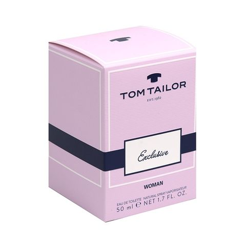 Tom Tailor Exclusive Тоалетна вода за жени x50 мл
