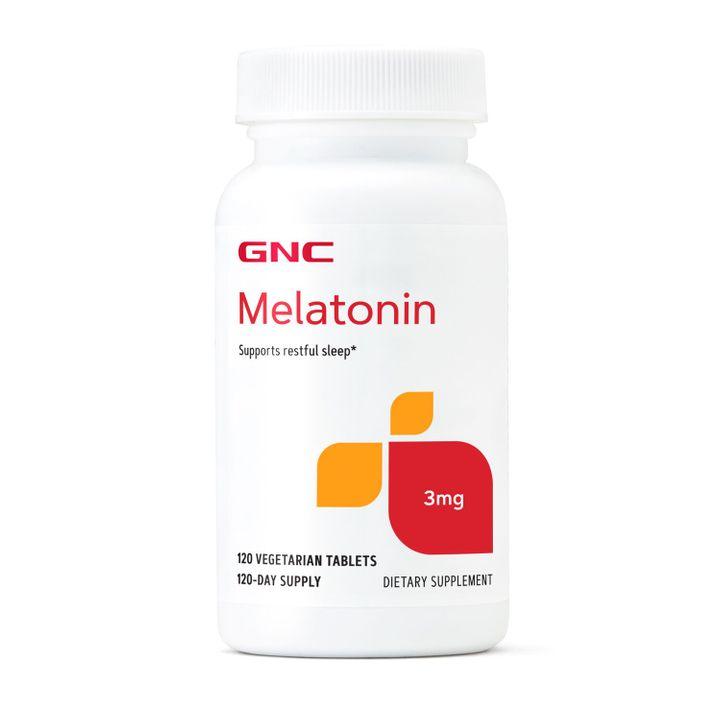 GNC Мелатонин 3 мг х120 таблетки