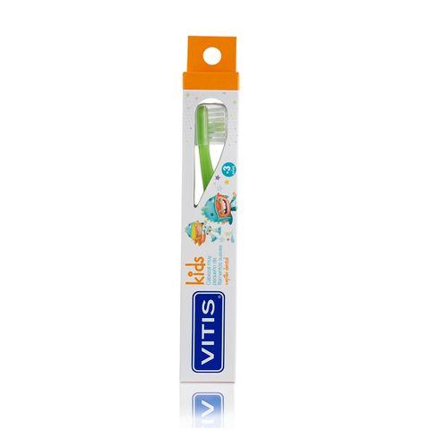 Vitis Kids Четка за зъби за деца от 3 до 6 години Dentaid