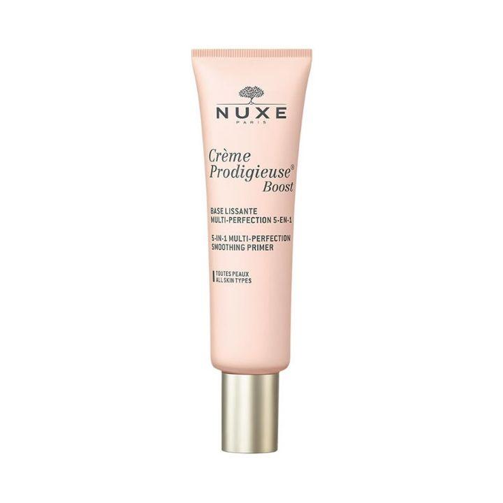 Nuxe Prodigieuse Boost Мулти-коригираща изглаждаща основа за съвършена кожа x30 мл