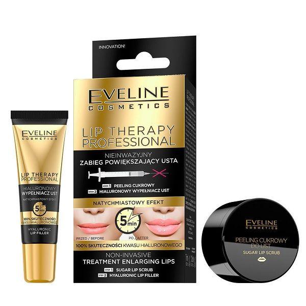 Eveline Lip Therapy Неинвазивна процедура в две стъпки за увеличаване на устните