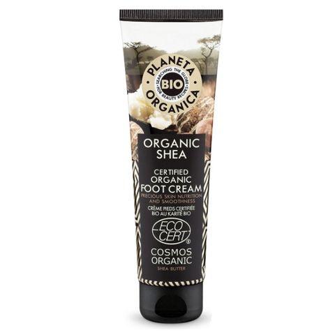 Planeta Organica Shea Крем за ходила с органично масло от шеа x75 мл