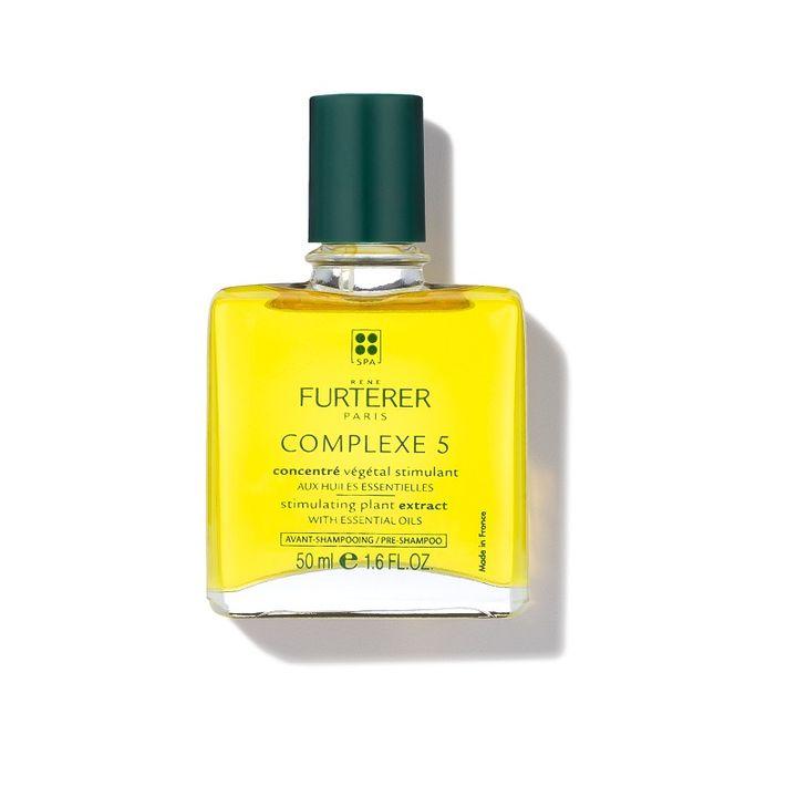Rene Furterer Complexe 5 Стимулиращ растителен концентрат за коса с етерични масла x50 мл