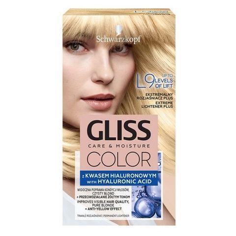 Gliss Color Care & Moisture Изрусител за коса L9