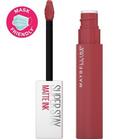 Maybelline SuperStay Matte Ink Течно червило за устни с матиращ ефект, цвят 170 Initiator