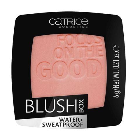 Catrice Blush Box Водоустойчив руж за лице, 025 Nude Peach