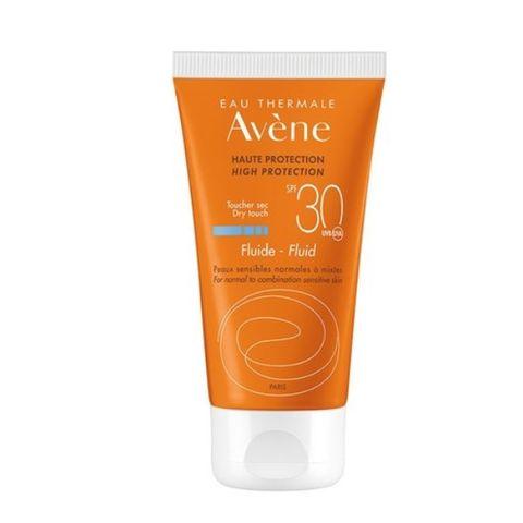 Avene Слънцезащитен флуид за нормална към смесена кожа SPF30 x50 мл