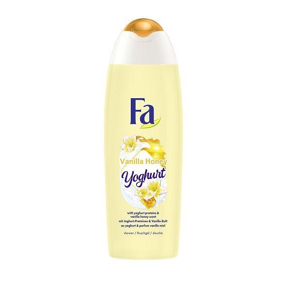 Fa Yoghurt Vanilla Honey Душ крем за жени с аромат на ванилия и мед х750 мл