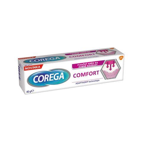 Corega Comfort Фиксиращ крем за зъбни протези x40 грама
