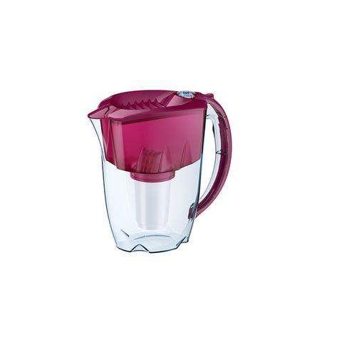 Аквафор Престиж А5 ДМ Филтрираща кана за вода, цвят Червен х2,8 литра