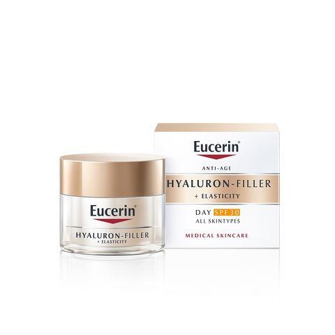 Eucerin Hyaluron-Filler + Elasticity Дневен крем за лице SPF30 x50 мл