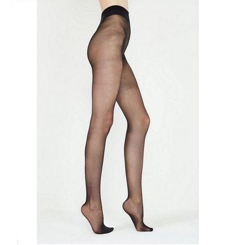 Penti Cream 20 DEN Дамски еластичен чорапогащник, размер S, Black