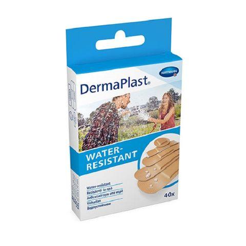 Hartmann DermaPlast Водоустойчив пластир в 5 размера х40 броя