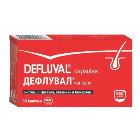 Дефлувал х30 капсули Bioshield