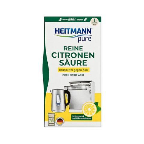 Heitmann Pure Лимонена киселина на прах х350 грама
