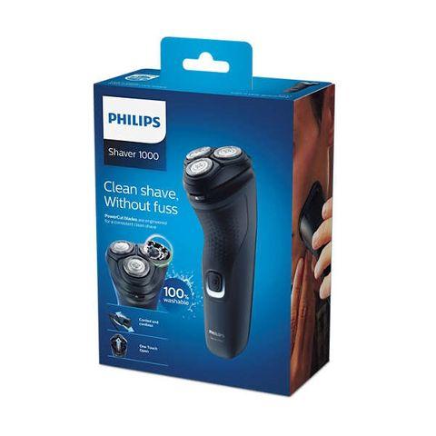 Philips Елелктрическа самобръсначка за сухо бръснене S1133/41