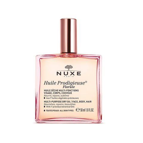 Nuxe Prodigieuse Мултифункционално сухо масло с флорален аромат за лице, тяло и коса x50 мл