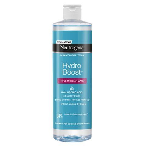 Neutrogena Hydro Boost Мицеларна вода с тройно действие х400 мл