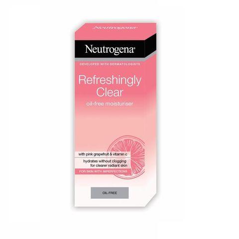Neutrogena Refreshingly Clear Крем хидратант за лице х50 мл