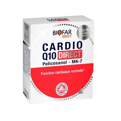 Biofar Direct Кардио Q10 х14 сашета