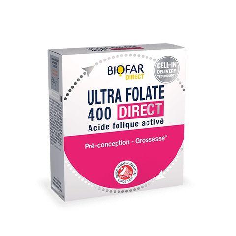 Biofar Direct Витамини и минерали за периода преди и по време на бременност х14 сашета