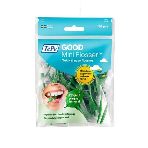 ТePe Good Mini Конец за зъби с дръжка x36 броя