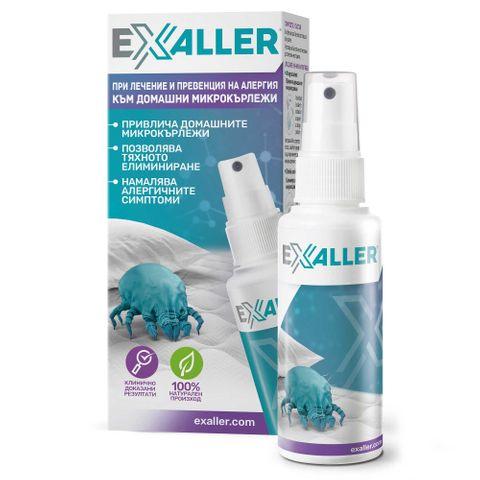 Exaller Спрей при алергия към акари х150 мл