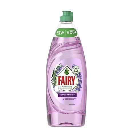 Fairy Lavender & Rosemary Течен препарат за съдове x650 мл