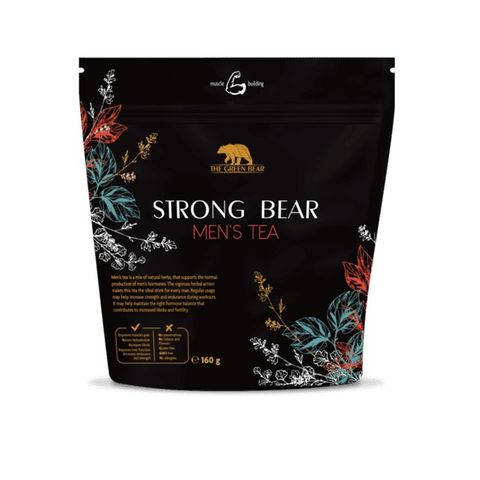 Strong Bear Men's tea Билков чай за мъже х160 грама
