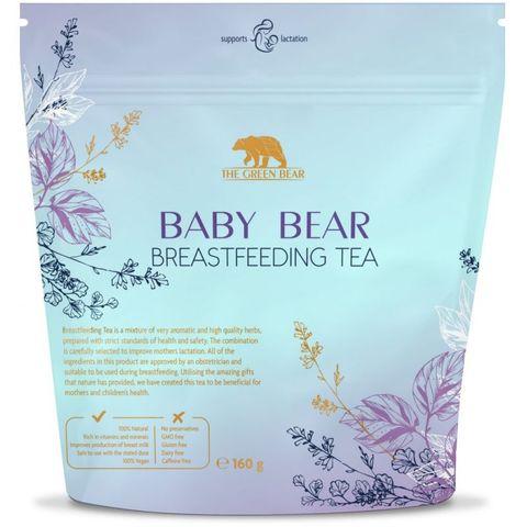 Baby Bear Breastfeeding Tea Чай за кърмачки х160 грама