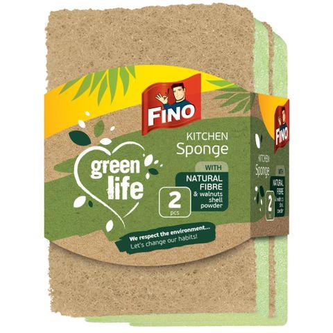 Fino Green Life Домакинска гъба х2 броя