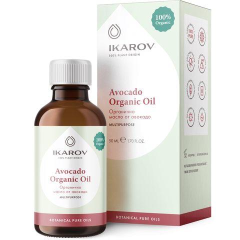 Икаров Органично масло от авокадо х50 мл