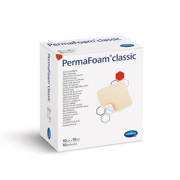 Hartmann PermaFoam Classic Хидроактивна превръзка 10x10 см x1 брой