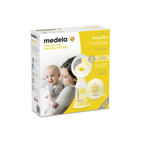 Medela Двуфазна електрическа помпа Swing Flex -101039075