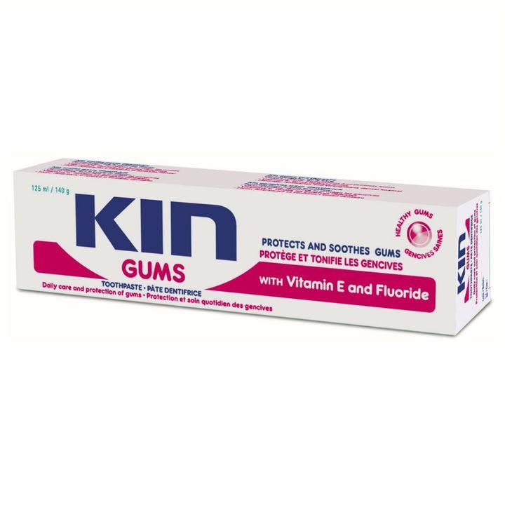 Kin Gums Паста за зъби при възпалени венци x125 мл