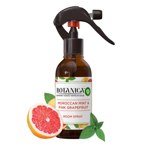 Air Wick Botanica Спрей за стая с аромат на мароканска мента и розов грейпфрут x236 мл