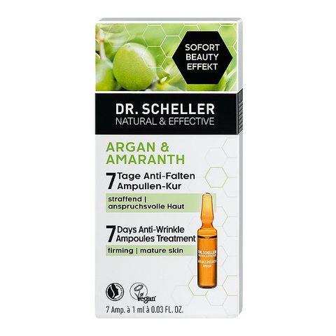 Dr. Scheller Терапия против бръчки 7x1 мл