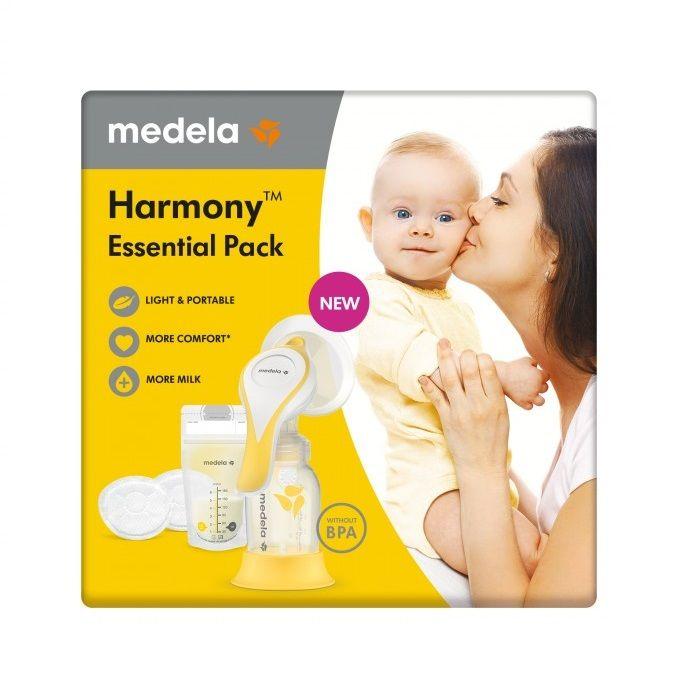 Medela Harmony Механична помпа за кърма - основен пакет 101041164