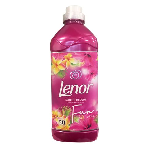Lenor Exotic blossom Концентриран омекотител за пране x1.500 мл