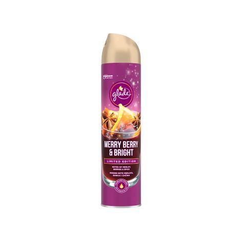 Glade Merry Berry & Bright Ароматизатор спрей x300 мл