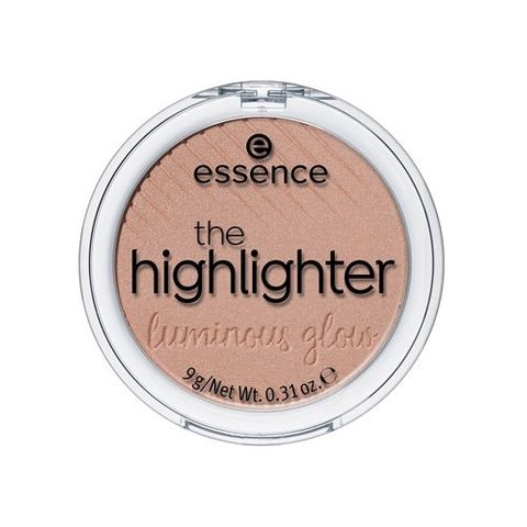 Essence The Highlighter Озаряващ хайлайтър за лице, 01 Mesmerizing