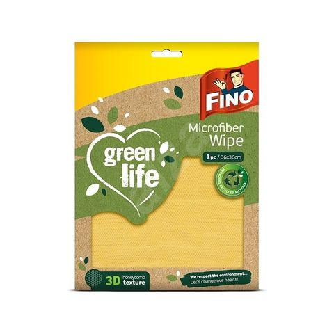 Fino Green Life Микрофибърна кърпа х1 брой
