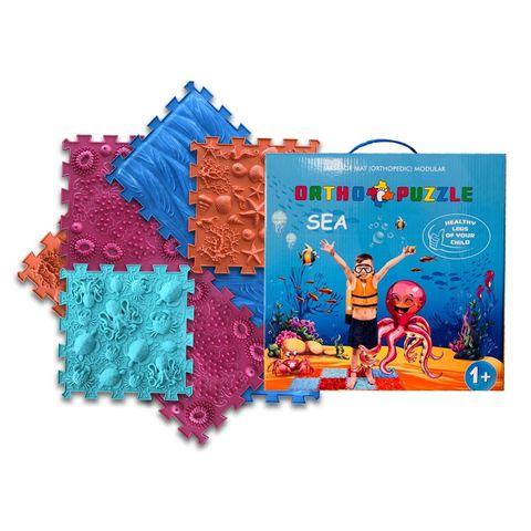 Ortho Puzzle Микс Море Ортопедични килими за деца над 1 година