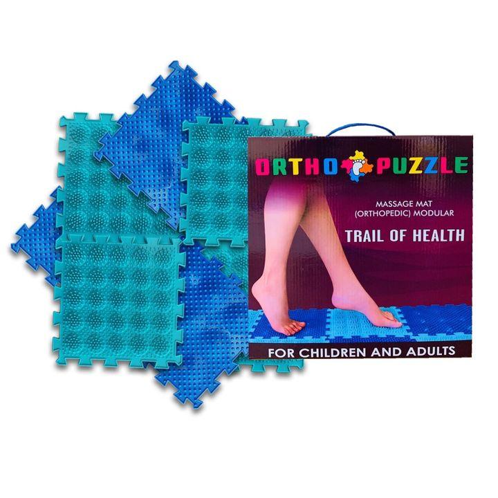 Ortho Puzzle Микс Пътека за здравето Ортопедични килими за деца над 10 година