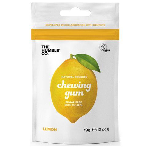 Humble Lemon Натурална дъвка Лимон х10 дражета