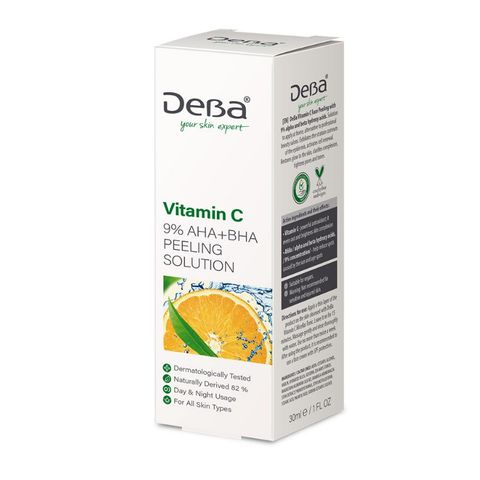 Deva Vitamin C Пилинг за лице x30 мл